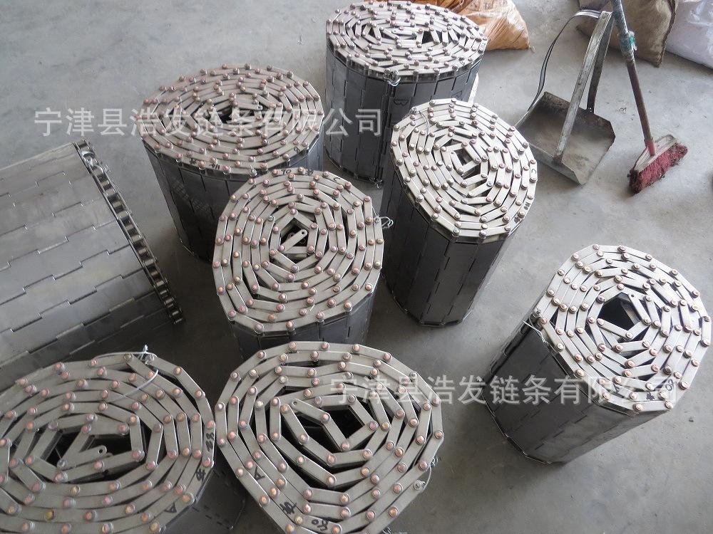 宁津县浩发链条有限公司链板图片