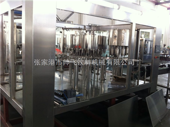 CGF型纯水灌装机