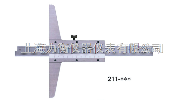 哈尔滨深度卡尺 0-500mm深度卡尺厂家促销