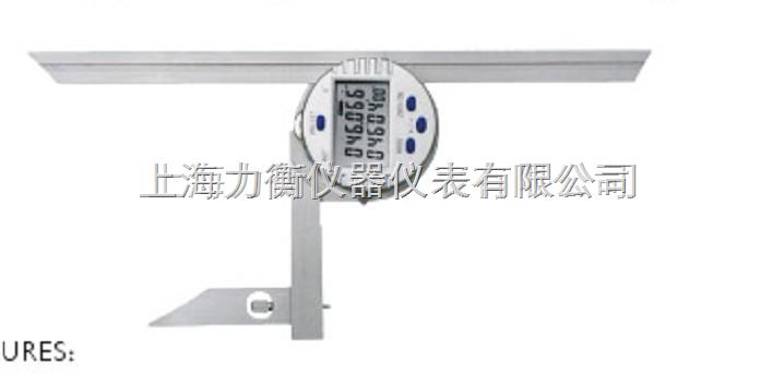 青量不锈钢360度角度尺 数显万能角度尺西宁生产基地