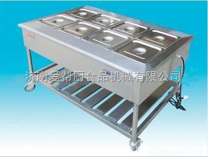 (厂家直销)不锈钢厨房设备保温售饭车