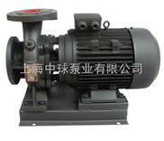 全新一代ISWR卧式热水管道泵