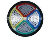 yjlv22-3*95+2*50铝芯铠装电缆