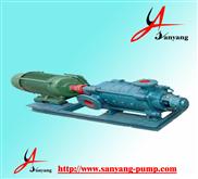 多级泵,D型卧式多级离心泵,卧式多级泵,多级泵原理,多级泵生产结构