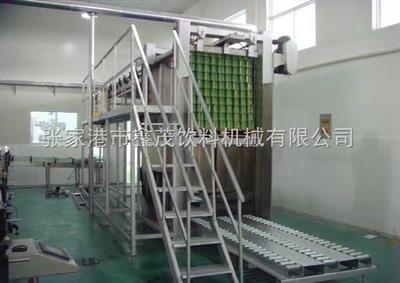 XDJ-400大型全自动玻璃瓶卸垛机