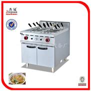GH-988C-立式燃气煮面炉连柜座/煮汤粉机/煮面条