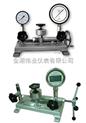 YJY-60A臺式液壓泵,YJY-600A手動液壓源廠家