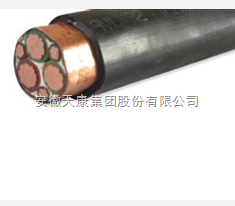 ZR-BPYJVP 3*150+3*25天康变频电缆