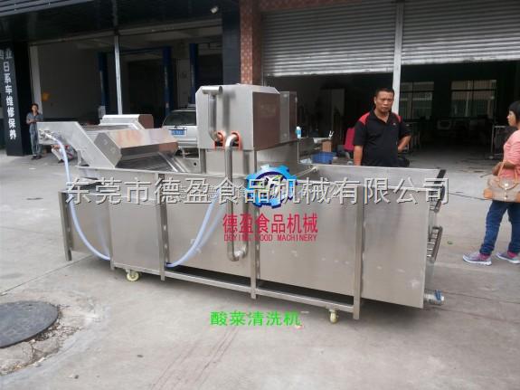 DY-5500-酸菜清洗机