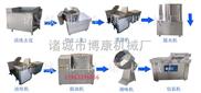 成套设备-供应经济型薯片、薯条成套设备、薯片生产线
