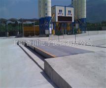 珲春150吨电子汽车衡,出口朝鲜120T电子地磅,100t汽车磅秤
