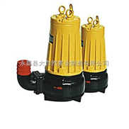 供应AS10-2CB上海排污泵 潜水排污泵价格 AS排污泵
