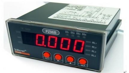 安科瑞反显频率表P96B-F直营