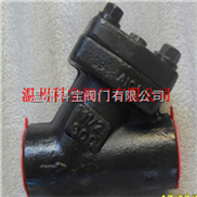Pn100/160内螺纹锻钢高压过滤器1/2-2寸