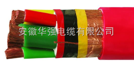 高温变频电缆 ZR-BPGVFP2-3*6+3*1.0