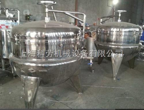 zzg-蒸煮锅-上海科劳机械设备有限公司