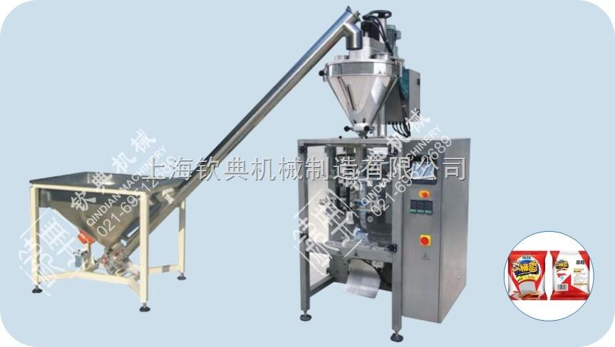 面粉包装机 面包粉自动包装机 咖啡粉包装机
