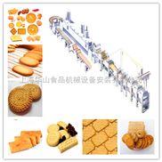 中高档多功能饼干生产设备,可做各种当前市场主流饼干,上海华山
