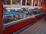 上海雪弗爾絕味鴨脖熟食展示柜