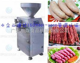 ZGC-60定量灌肠机广西自动化灌肠机 哪里有灌肠机器卖 湖南灌肠机多少钱一台