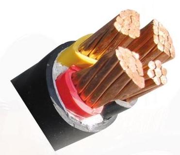 zr-yjy-4*50+1*35电力电缆