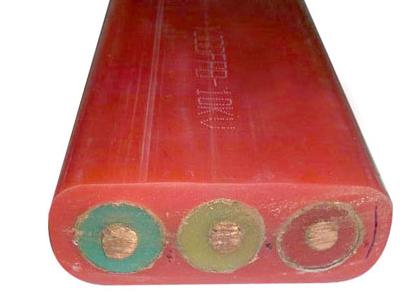 YGCB3*25扁电缆