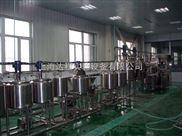 小型乳品飲料生產線