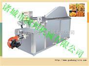 供应不锈钢食品油炸机 油炸机生产线