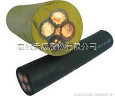 供应天康YBZ-3*4橡套扁电缆