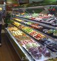 低矮型水果保鲜柜/低矮型冷藏柜/特殊款水果展示柜