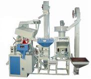 成套碾米设备 组合碾米机