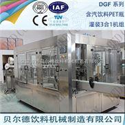 DGF 14-12-5-全自动PET瓶装啤酒灌装机
