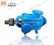 供应D型多级离心泵结构原理图,D型不锈钢多级离心泵厂家,三昌水泵厂