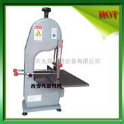 陕西西安-河南郑州九盈小型锯排骨机价格,台式锯小排骨机厂家,锯猪蹄机