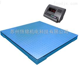 SCS3吨电子地磅,杭州/温州/宁波现货供应SCS-1t/3t电子平台秤