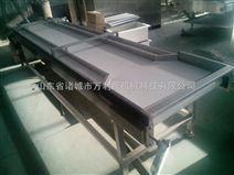 冷冻海产品PVC输送机