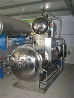 100L蒸汽式的 杀菌锅