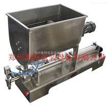 攪拌式顆粒醬灌裝機
