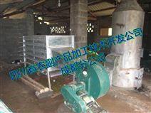 织金皂角米烘干机(木山5型)