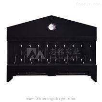 长方形烤鱼炉子 烤4条黑色烤鱼炉