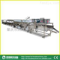 FSA-2000沙葛清洗加工生产线