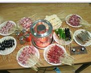 无烟电烤炉自动烧烤炉自转烤串机韩香缘厂家直销