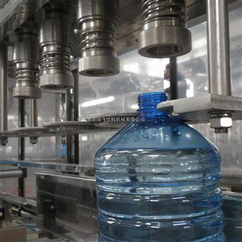 QGF不锈钢小型桶装水灌装设备