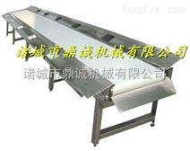 不锈钢PU输送挑选线生产厂家