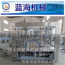 鋁lin)矢且yin)料灌裝封口設備(bei),全自(zi)動灌裝機械設備(bei)