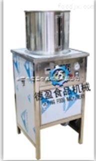 DY-128S厂家供应大蒜去皮机、德盈不锈钢DY-128S去皮机