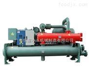 满液式螺杆冷水机设备