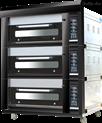 旭众 厂家直销 XZC-306M三层六盘燃气烤箱