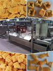 全自动油炸锅巴生产线油炸沙拉条加工设备