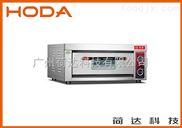 荷达厂家供应1层1盘电(气)烤箱 烘烤箱 烘烤设备